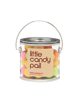 Bloomingdale's - Neon Gumballs Little Candy Pail