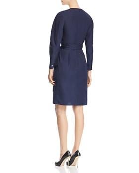 PAULE KA - Cotton Wrap Dress