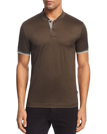 BOSS - Pal Short-Sleeve Henley