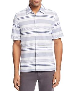 BOSS Hugo Boss - Lukka Multi-Stripe Regular Fit Button-Down Shirt