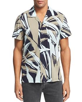 BOSS Hugo Boss - Rhythm Regular Fit Button-Down Shirt