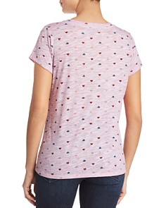 Billy T - Heart Print Tee