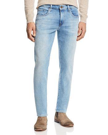 J Brand - Mick Skinny Fit Jeans in Melite