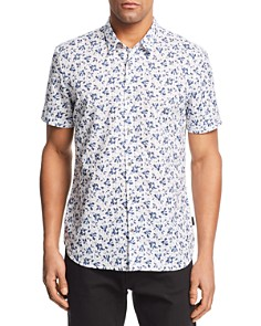John Varvatos Star USA - Jasper Floral Regular Fit Shirt - 100% Exclusive