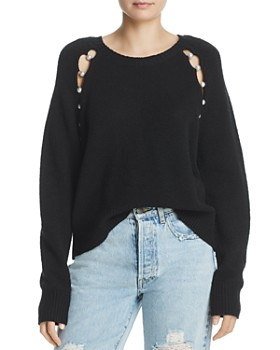 Alice and Olivia - Jolynn Embellished Sweater