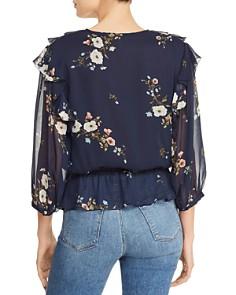Joie - Arleyne Floral-Printed Silk Top