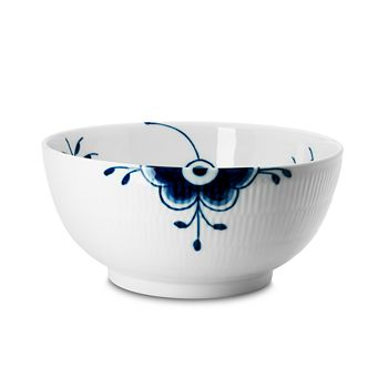 "Royal Copenhagen - ""Blue Fluted Mega"" Serving Bowl, Large"