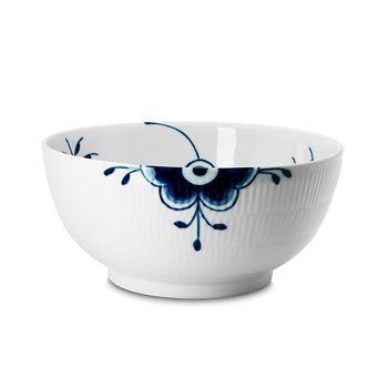 Royal Copenhagen - Blue Fluted Mega Serving Bowl, Large