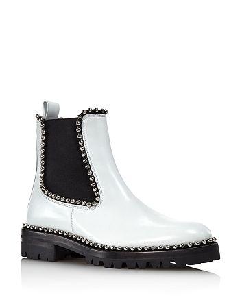 Alexander Wang - Women's Spencer Studded Chelsea Boots