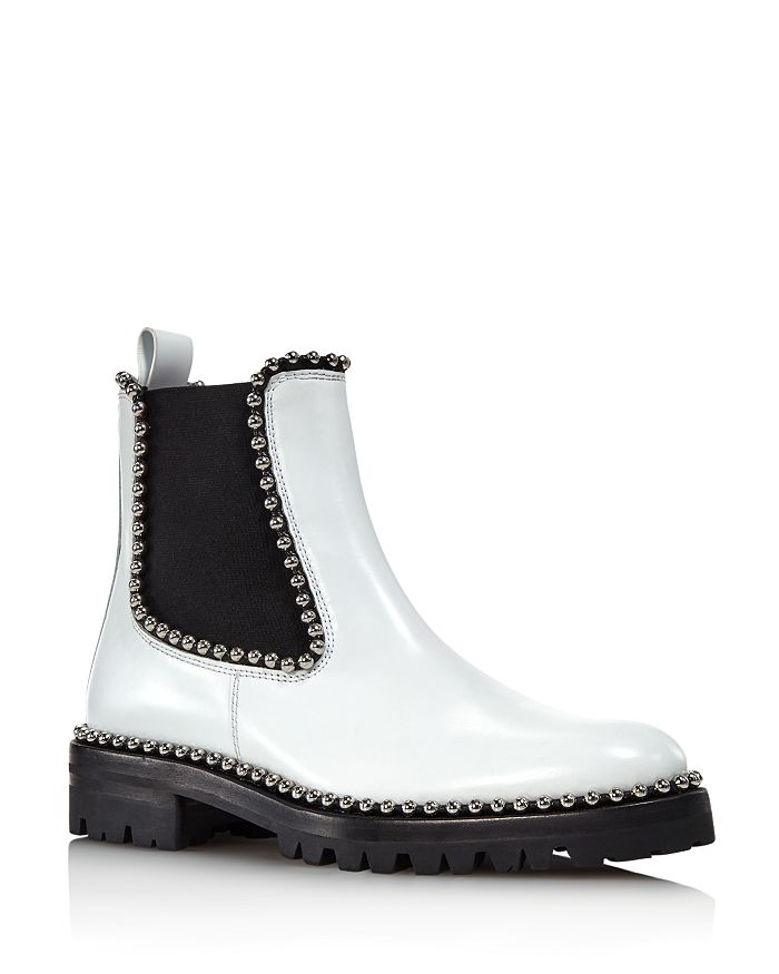 best loved durable in use baby Women's Spencer Studded Chelsea Boots