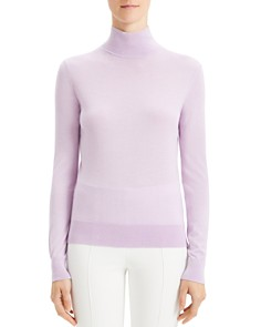 Theory - Slim Mock-Neck Sweater