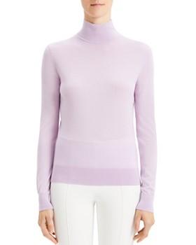 Theory - Slim Mock-Neck Sweater ... f13006535