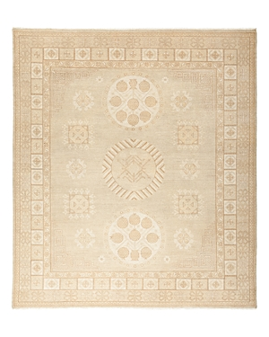 Solo Rugs Khotan Lunar Hand-Knotted Area Rug, 8'2 x 9'4
