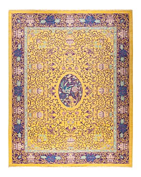 Bloomingdale's - Eclectic Davis Hand-Knotted Area Rug Collection