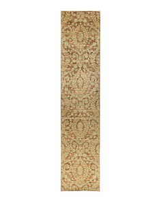 """Solo Rugs - Eclectic Portia Hand-Knotted Area Rug, 3'0"""" x 13'10"""""""