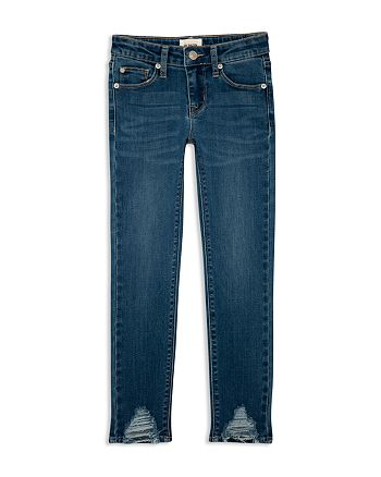Hudson - Girls' Asami Ankle Skinny Jeans in Blue - Big Kid