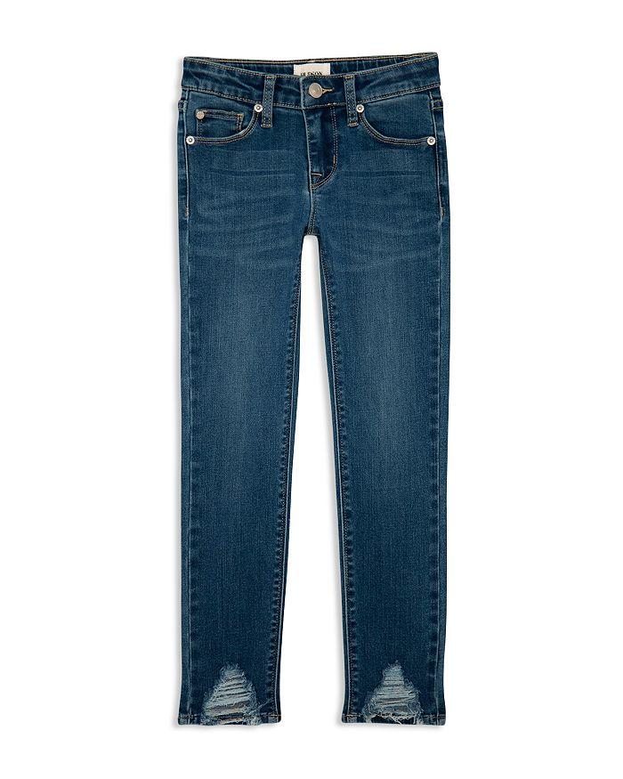 Hudson - Girls' Asami Ankle Skinny Jeans in Blue - Big Kid