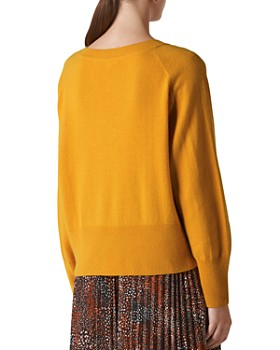 Whistles - Oversize Cashmere & Wool Sweater