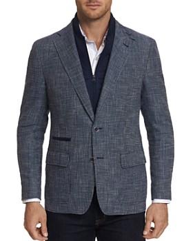 Robert Graham - Downhill Layered-Look Tweed Jacket