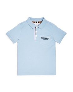 Burberry - Boys' Wesley Polo Shirt - Little Kid, Big Kid