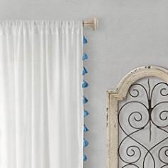 "Elrene Home Fashions - Bianca Tassel Curtain Panel, 52"" x 84"""