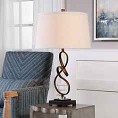 Uttermost - Tenley Oil Rubbed Bronze Lamp