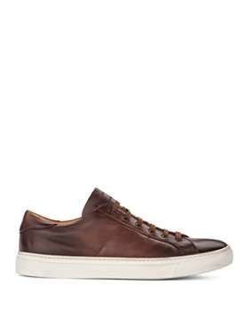 To Boot New York - Men's Colton Leather Lace-Up Sneakers