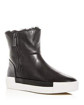 J/Slides - Women's Victory Waterproof Platform Boots