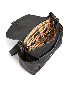 Burberry - Nylon Diaper Bag