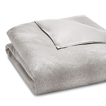 Hudson Park Collection - Lustre Duvet Cover, Full/Queen - 100% Exclusive