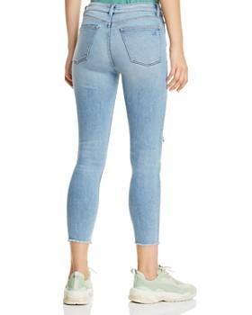 DL1961 - Instaslim Farrow Crop Skinny Jeans in Toledo