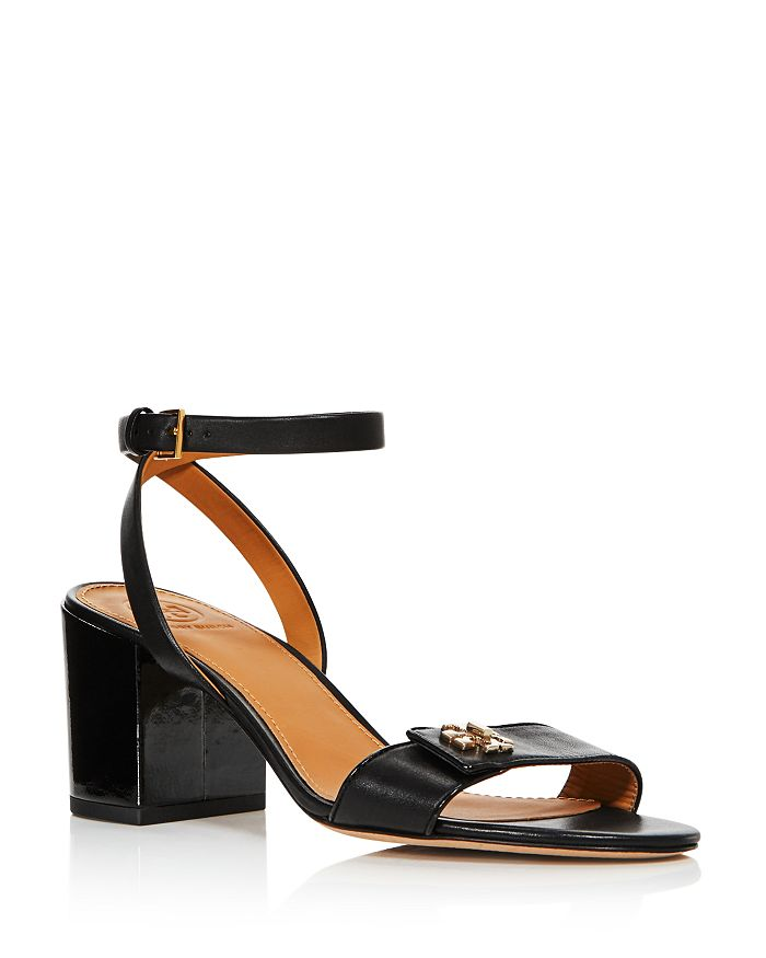 8ada83f0b9 Tory Burch Women's Kira Block Heel Sandals | Bloomingdale's