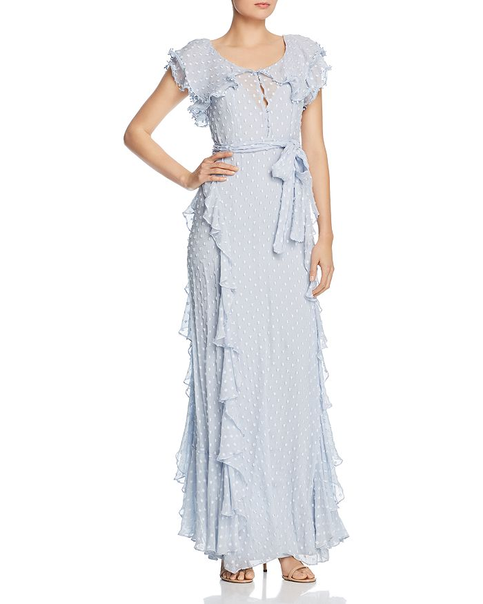 Alice Mccall ALICE MCCALL MOON CASCADING-RUFFLE GOWN