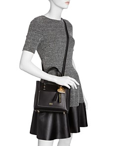 Frances Valentine - x Darcy Miller Chloe Small Leather Tote - 100% Exclusive