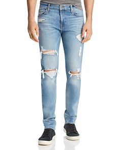 7 For All Mankind - Paxtyn Skinny Fit Jeans in Conquistador