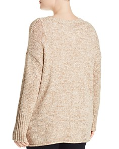 525 America Plus - Relaxed V-Neck Sweater