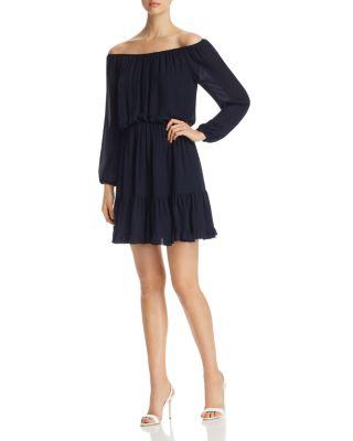 Brielle Off The Shoulder Dress by Kobi Halperin