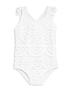 PilyQ - Girls' One-Piece Swimsuit - Baby