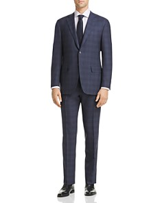 Canali - Tonal Plaid Siena Classic Fit Suit - 100% Exclusive