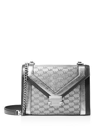 570feafb8ab4 MICHAEL Michael Kors Whitney Large Convertible Shoulder Bag ...