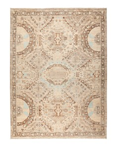 "Solo Rugs - Oushak Collection Sanakht Area Rug, 8'8"" x 11'7"""
