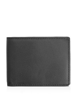 ROYCE New York - Leather Bifold Wallet with RFID Blocking Technology