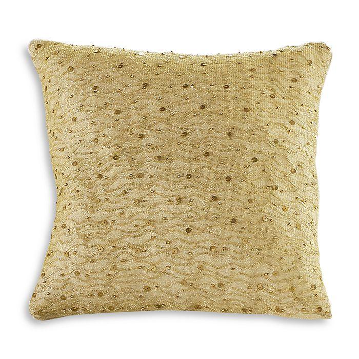 Gilded Decorative Pillow 12 X
