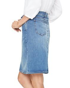 NYDJ - Five-Pocket Denim Skirt in Rhodes