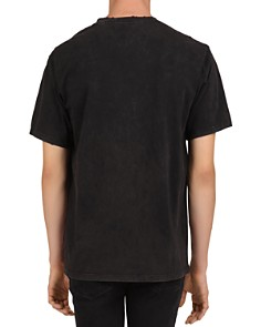 The Kooples - Printed Slub-Knit Tee