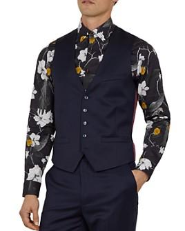 Ted Baker - Arcinaw Debonair Plain Waistcoat