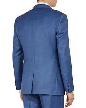 36b06db59 ... Ted Baker - Kernalj Debonair Sharkskin Slim Fit Suit Jacket