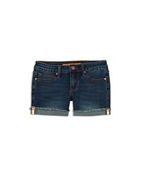 JOE'S - Girls' The Markie Roll-Up Denim Shorts - Little Kid