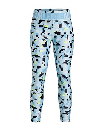Under Armour - Girls' Armour HG Ankle Cropped Leggings - Big Kid