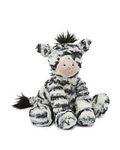 Jellycat - Fuddlewuddle Zebra, Medium - Ages 0+